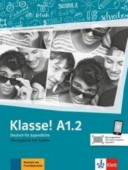 Klasse! A1.2. Cahier d'activités. Avec pistes audios