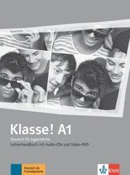 Klasse! A1. Livre du professeur. Avec 4 CDs + 1 DVD