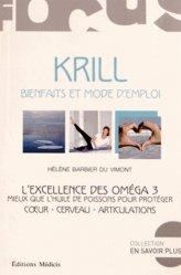 Krill. Bienfaits et mode d'emploi