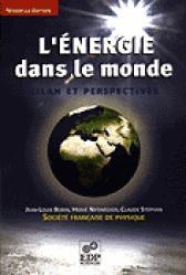 L'énergie dans le monde Bilan et perspectives
