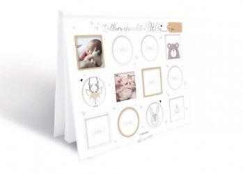 L'album chevalet de bébé
