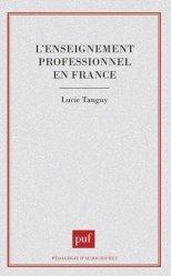L'enseignement professionnel en France