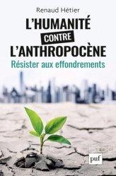 L'humanité contre l'Anthropocène
