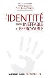 L'identité entre ineffable et effroyable