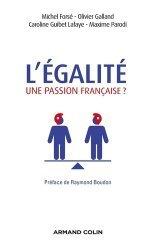 L'égalité, une passion française