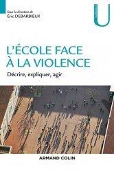 L'école face à la violence