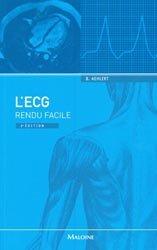 La couverture et les autres extraits de Maîtriser l'ECG de la théorie à la clinique