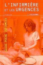 La couverture et les autres extraits de L'infirmière et les urgences