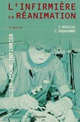 L'infirmière en réanimation