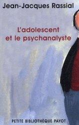 L'adolescent et le psychanalyste