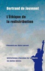 L'Ethique de la redistribution