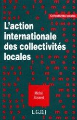 L'action internationale des collectivités locales