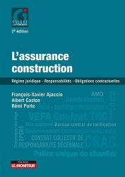 La couverture et les autres extraits de Droit de la construction