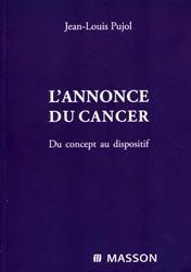 L'annonce du cancer
