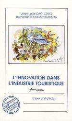 L'innovation dans l'industrie touristique
