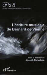 L'écriture musicale de Bernard de Vienne