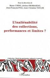 L'inaliénabilité des collections, performances et limites