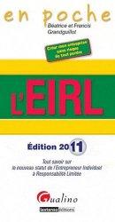 L'EIRL. Edition 2011