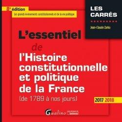 La couverture et les autres extraits de Les institutions de l'Union européenne. 13e édition