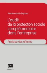 L'audit de la protection sociale complémentaire dans l'entreprise