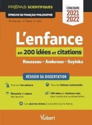 L'enfance en 200 idées et citations indispensables