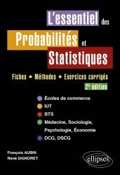 La couverture et les autres extraits de Processus et intégrales stochastiques