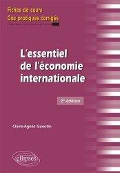 L'essentiel de l'économie internationale