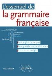 L'essentiel de la grammaire française