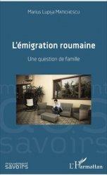 L'émigration roumaine