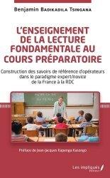 L'enseignement de la lecture fondamentale au cours préparatoire