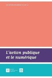 L'action publique et le numérique