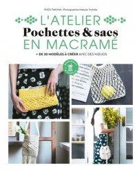 L'atelier pochettes & sacs en macramé