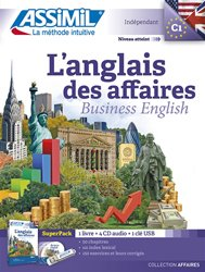 L'Anglais des Affaires - Business English - Confirmés