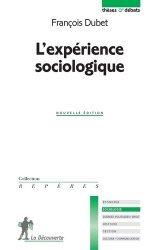 L'expérience sociologique