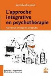 L'approche intégrative en psychothérapie