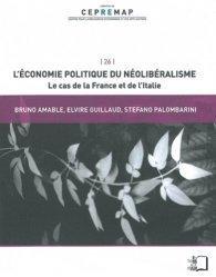 L'économie politique du néolibéralisme