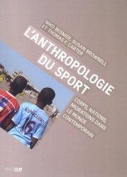 L'anthropologie du sport
