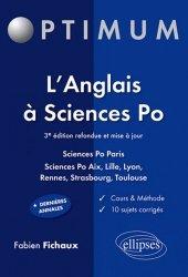 L'anglais à Sciences Po