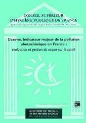 L'ozone, indicateur majeur de la pollution photochimique en France