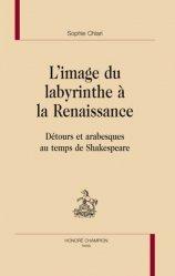 L'image du labyrinthe à la Renaissance
