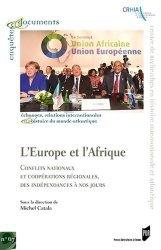 L'Europe et l'Afrique