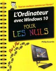 La couverture et les autres extraits de Livre Visuel - Windows 10