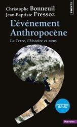L'évènement anthropocène