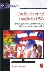 L'adolescence made in USA