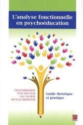 L'analyse fonctionnelle en psychoéducation