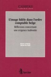L'image fidèle dans l'ordre comptable belge