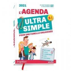 L'agenda ultra simple pour une famille organisée. Edition 2021