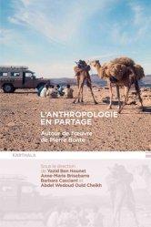 L'anthropologie en partage
