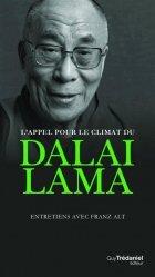 L'appel pour le climat du Dalaï-Lama