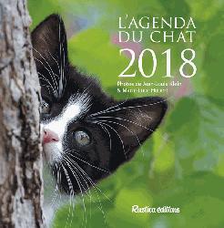 L'agenda du chat 2018